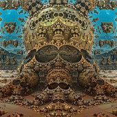 istock Fractal Art 1311254239