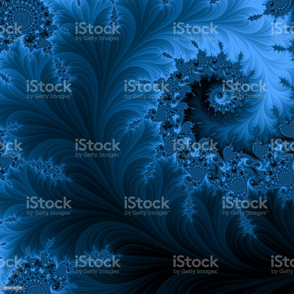 Fractal Background stock photo