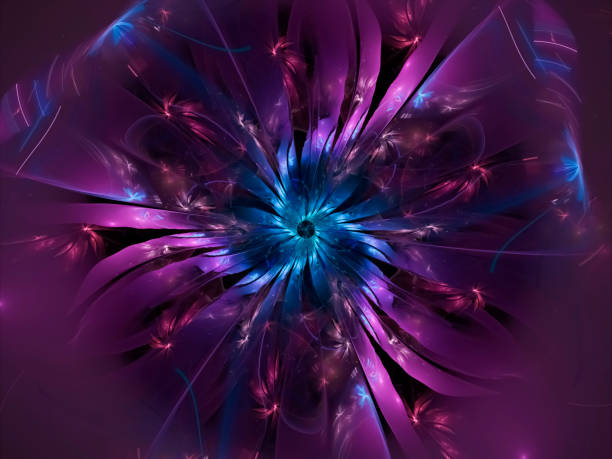 Royalty free purple lotus meaning pictures images and stock photos fractal flower beautiful background stock photo mightylinksfo