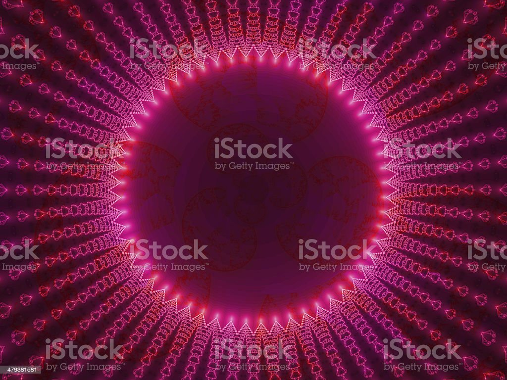 fractal stock photo
