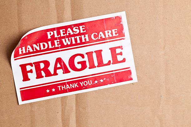 fragile label - fragile stock pictures, royalty-free photos & images