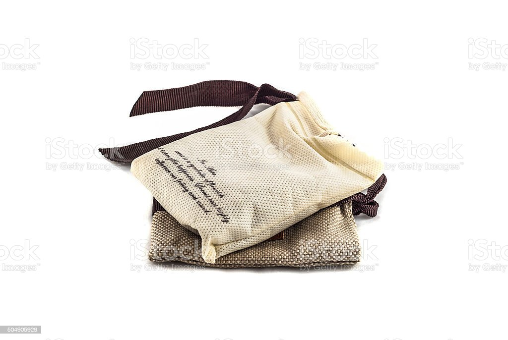 Fragrance Bag stock photo