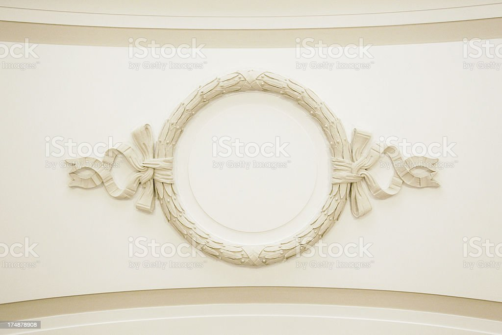 Frame Architectural Feature royalty-free stock photo
