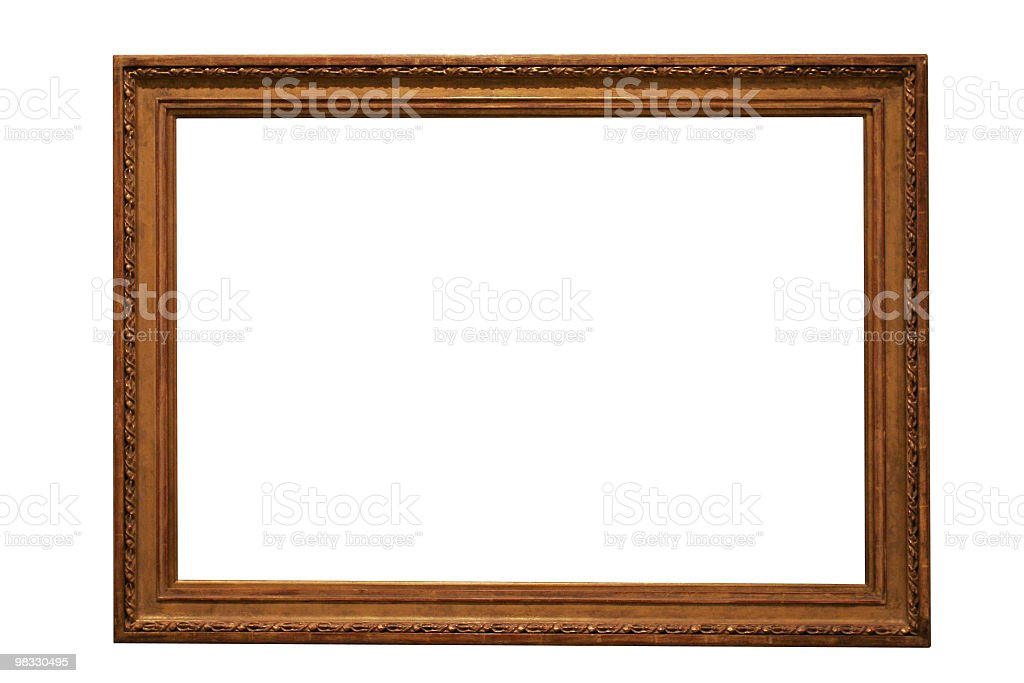 Frame for your images royalty-free stock photo
