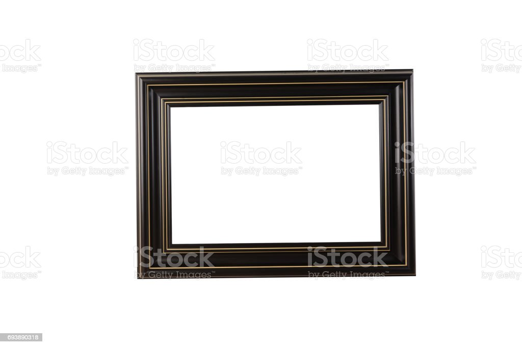 frame isolated stock photo