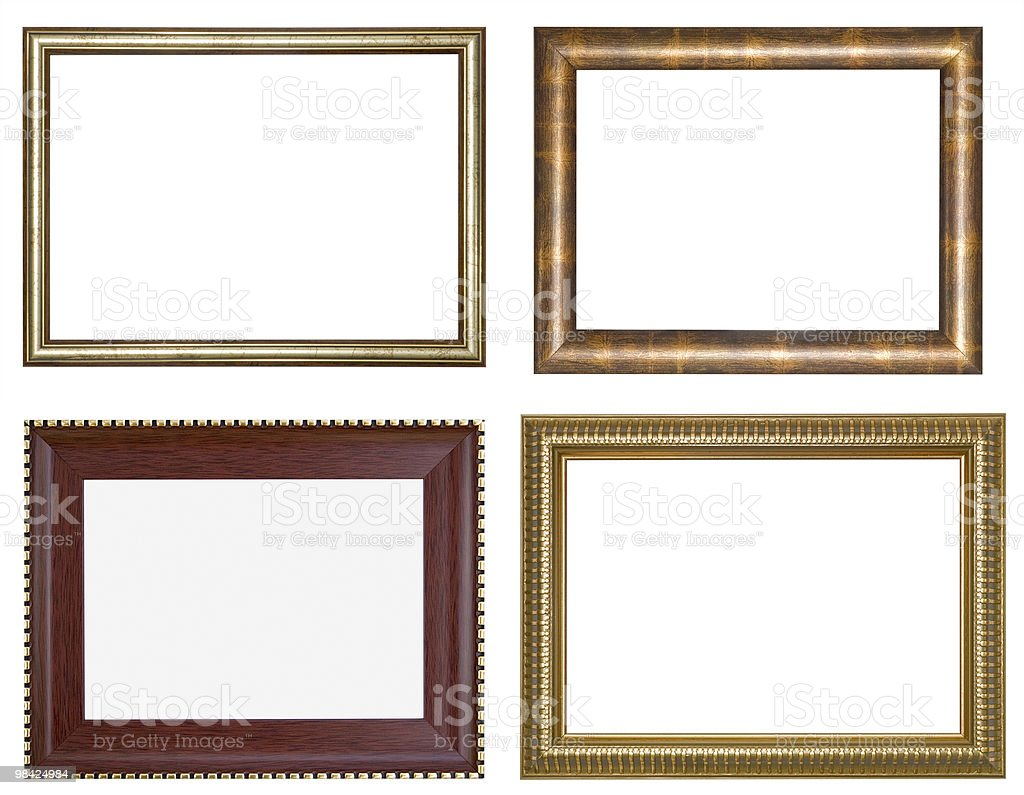 frame foto stock royalty-free