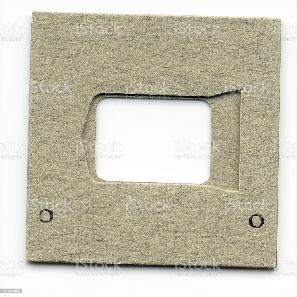 Frames Vintage-Folie Inhaber Lizenzfreies stock-foto