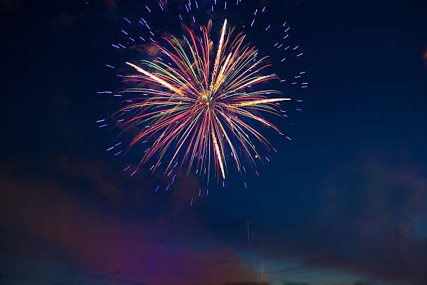 oprawione wybuch  - new year zdjęcia i obrazy z banku zdjęć