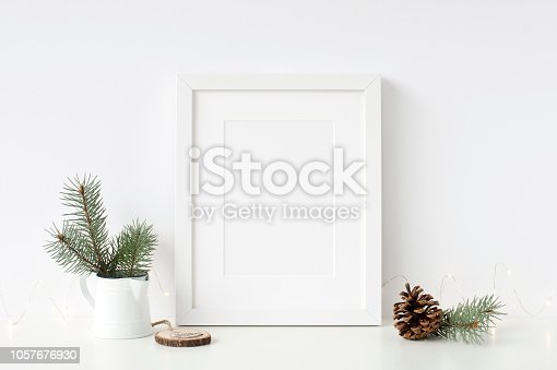 Perfect for Branding your creation or business. Frame mockups good to use for shop owners, artists, creative people, bloggers, who want to advertise or show their latest design!