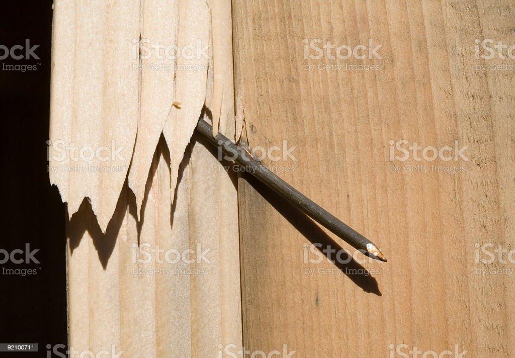 Framing Error royalty-free stock photo