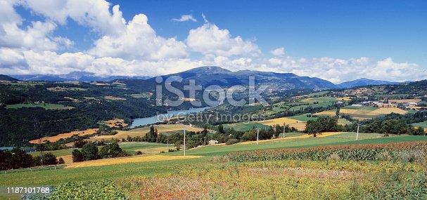 france alps provence haute alpes mountains