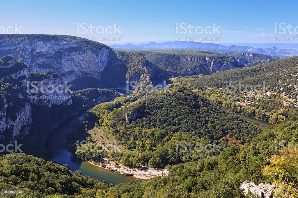 France, Ardèche Gorge - Photo