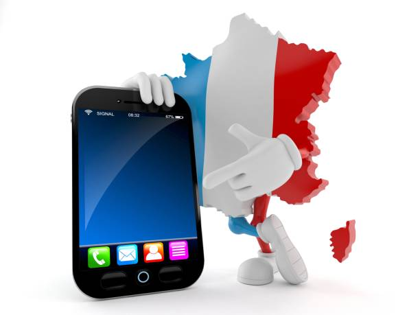 France character with smartphone picture id1097237888?b=1&k=6&m=1097237888&s=612x612&w=0&h=tcwfqryitzltnvekrakge3lx5hnhqyua3prb8lfqadm=