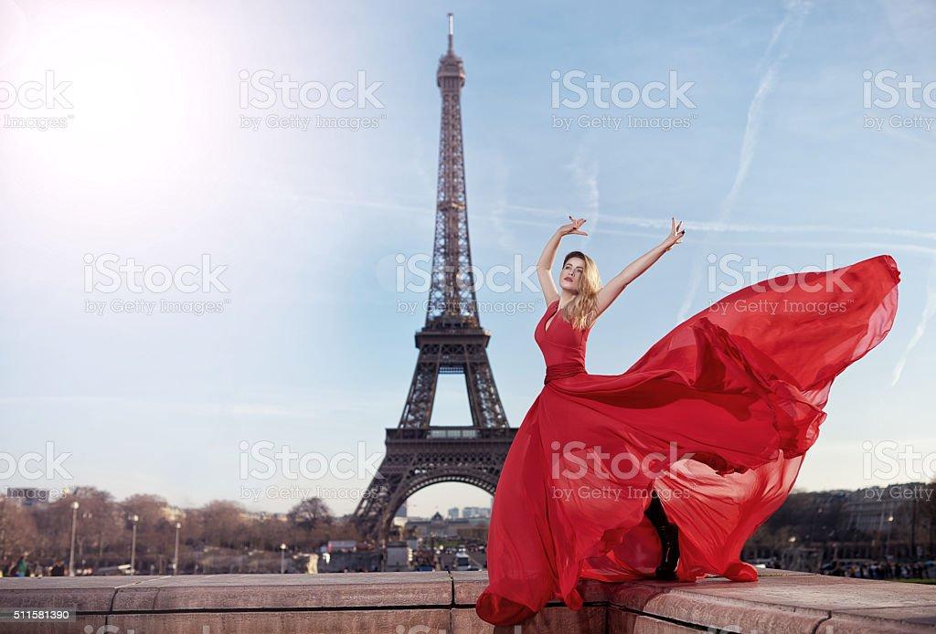 France fashion stock photo