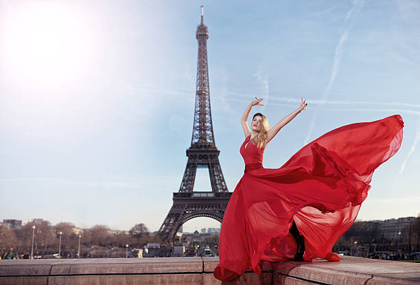 france fashion - paris fashion stock photos and pictures