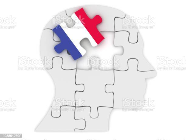 France flag learn french language head puzzle silhouette mind brain picture id1088942592?b=1&k=6&m=1088942592&s=612x612&h=ssuo5t8ujquqptutsbixtp3umievv4fn dnv1cgiol0=