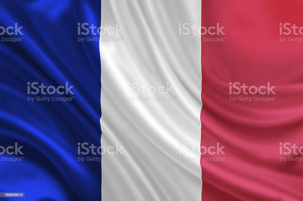 france flag royalty-free stock photo