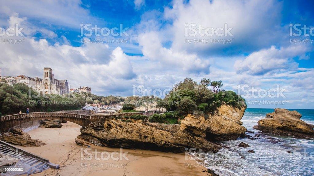 océan de France paysage plage - Photo