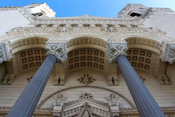 France, Lyon - basilique de notre dame de la fourière - Photo