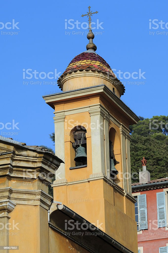 France, Nice: French Riviera royalty-free stock photo