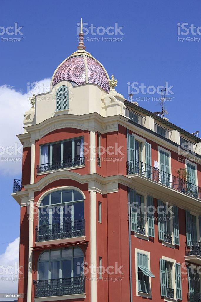 France, Nice royalty-free stock photo