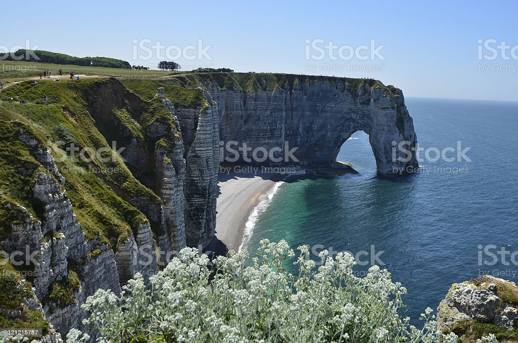 France, Normandy stock photo
