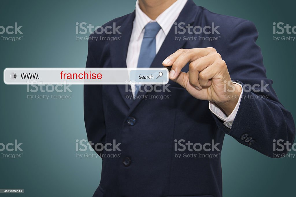 franchise stock photo