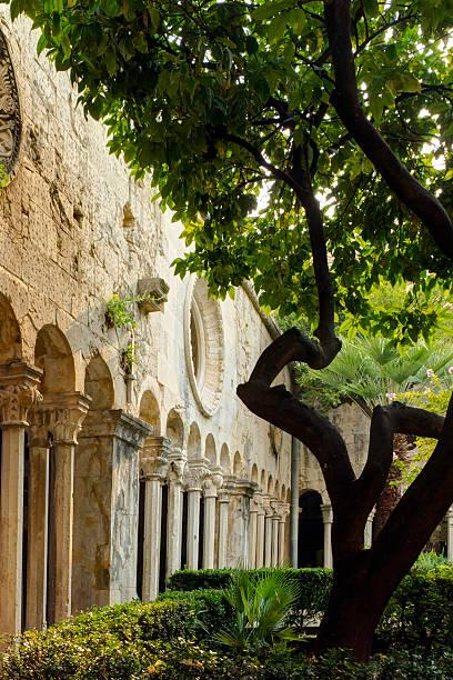 Franziskanerkloster useum in Dubrovnik, Kroatien – Foto