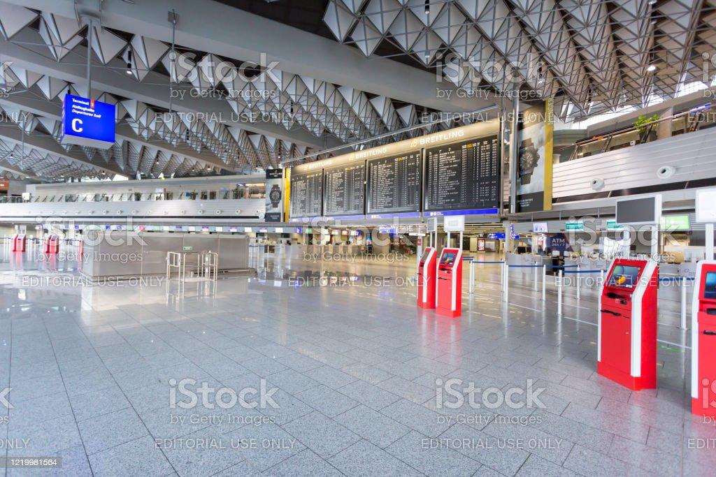Terminal Air Berlin Frankfurt