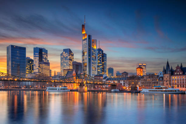 Frankfurt am Main, Germany.