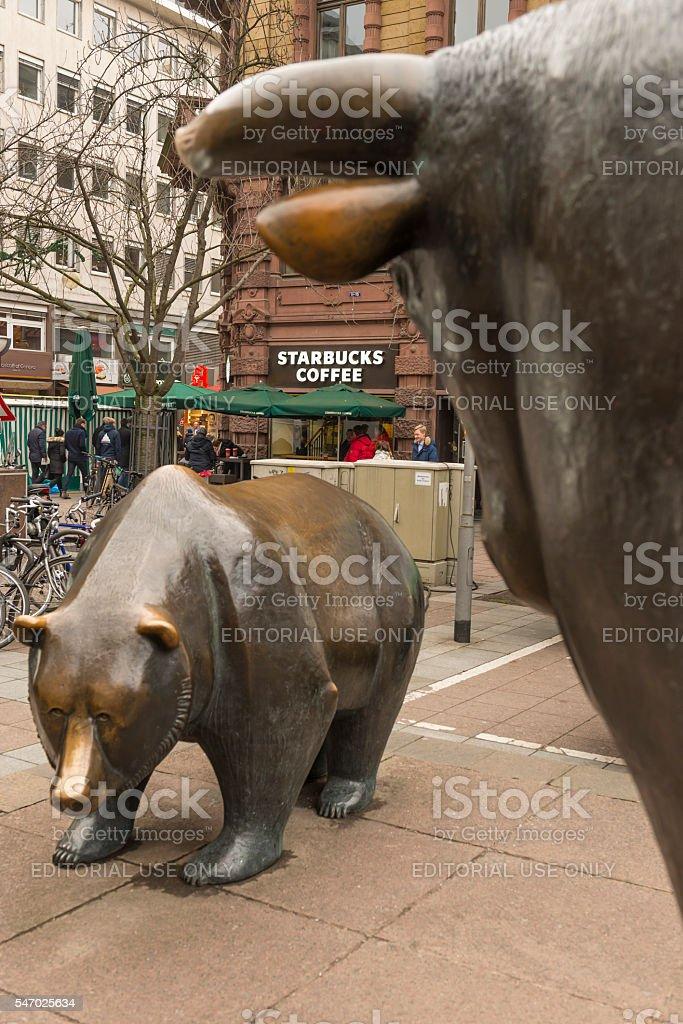 Frankfurt am Main - Germany stock photo