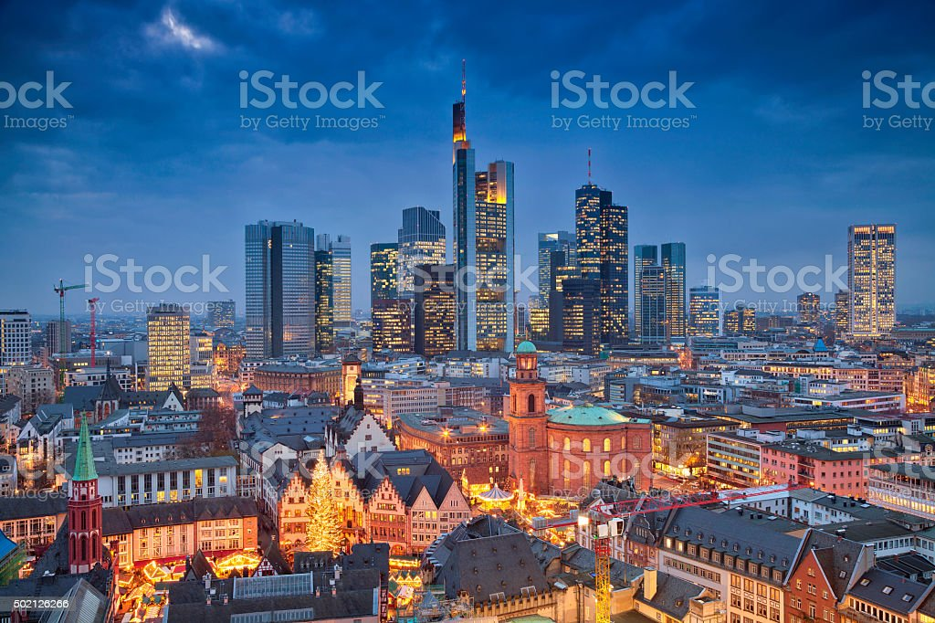 Frankfurt am Main. – Foto