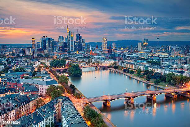 Photo of Frankfurt am Main.