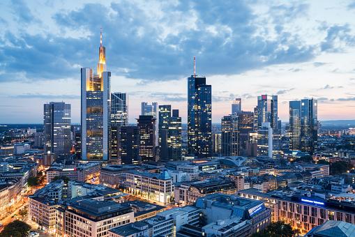 Frankfurt Am Main Stockfoto und mehr Bilder von Architektur