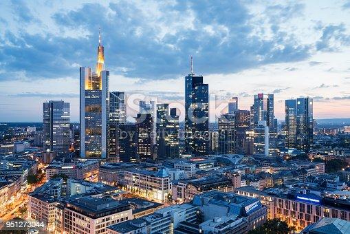 Frankfurt Am Main Stock-Fotografie und mehr Bilder von Architektur