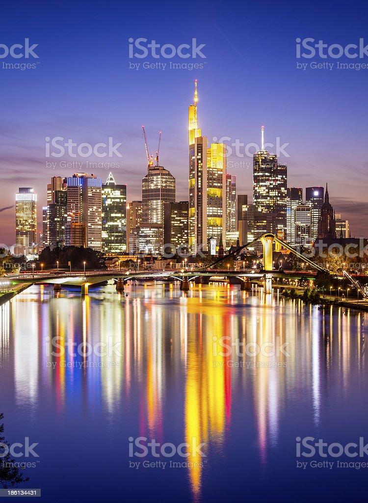Frankfurt Germany royalty-free stock photo
