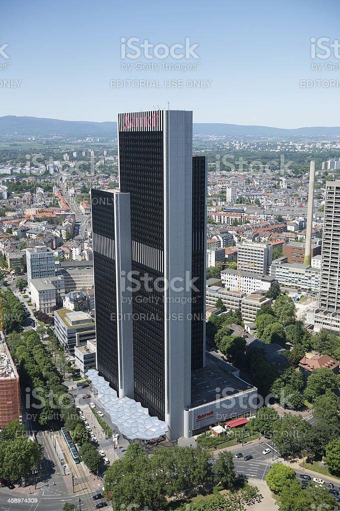 Marriott Hotel Frankfurt Main