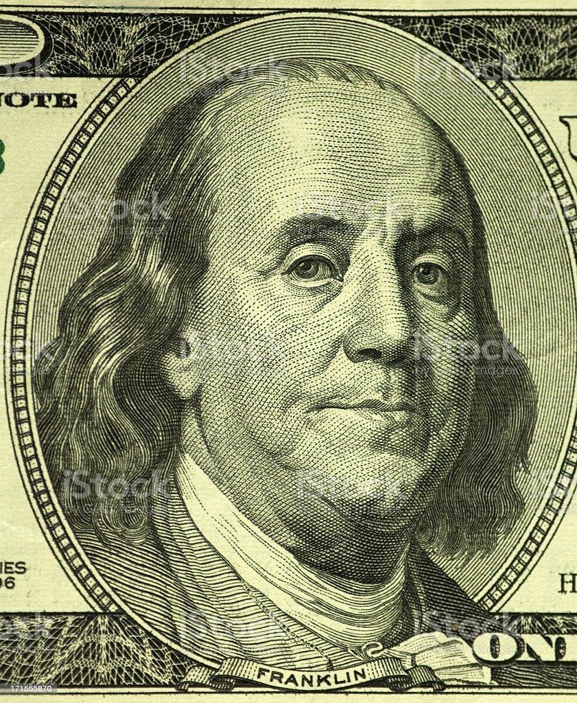 Franklin stock photo