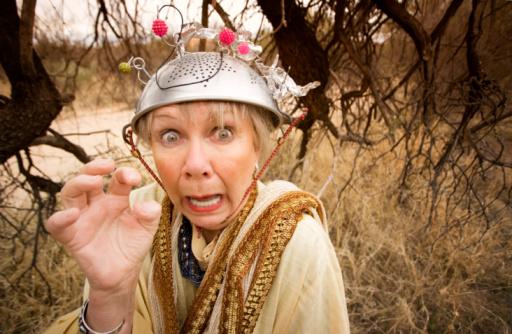 Verrückte Frau Stockfoto und mehr Bilder von 60-69 Jahre