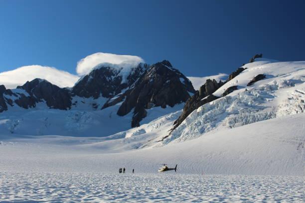 Franz Josef Gletscher Heli-Wanderung – Foto