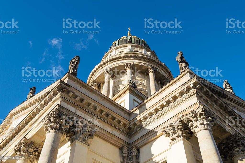 Französischer Dom Berlin royalty-free stock photo