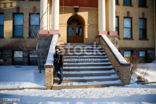 istock Fraternity Building 172697313