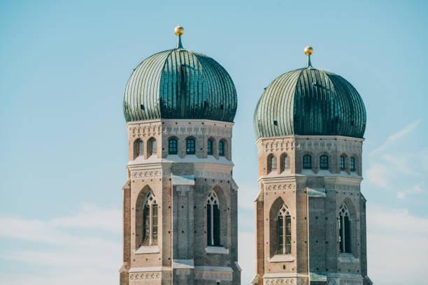 Frauenkirche, Kathedrale unserer lieben Frau, München, Bayern, Deutschland – Foto