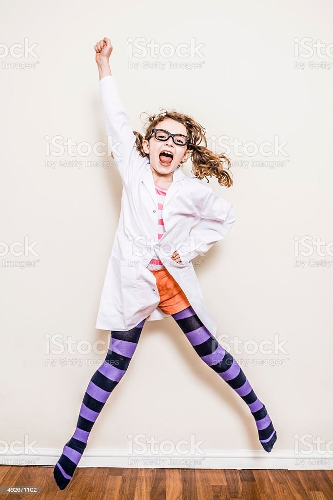 I Freaking Love Science! stock photo