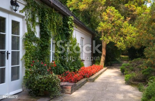 istock Frederic Chopin's family house 89490372