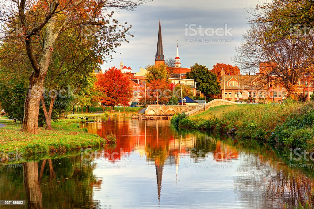Frederick, Maryland stock photo
