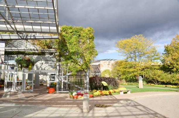 Frederik Meijer Gardens stock photo