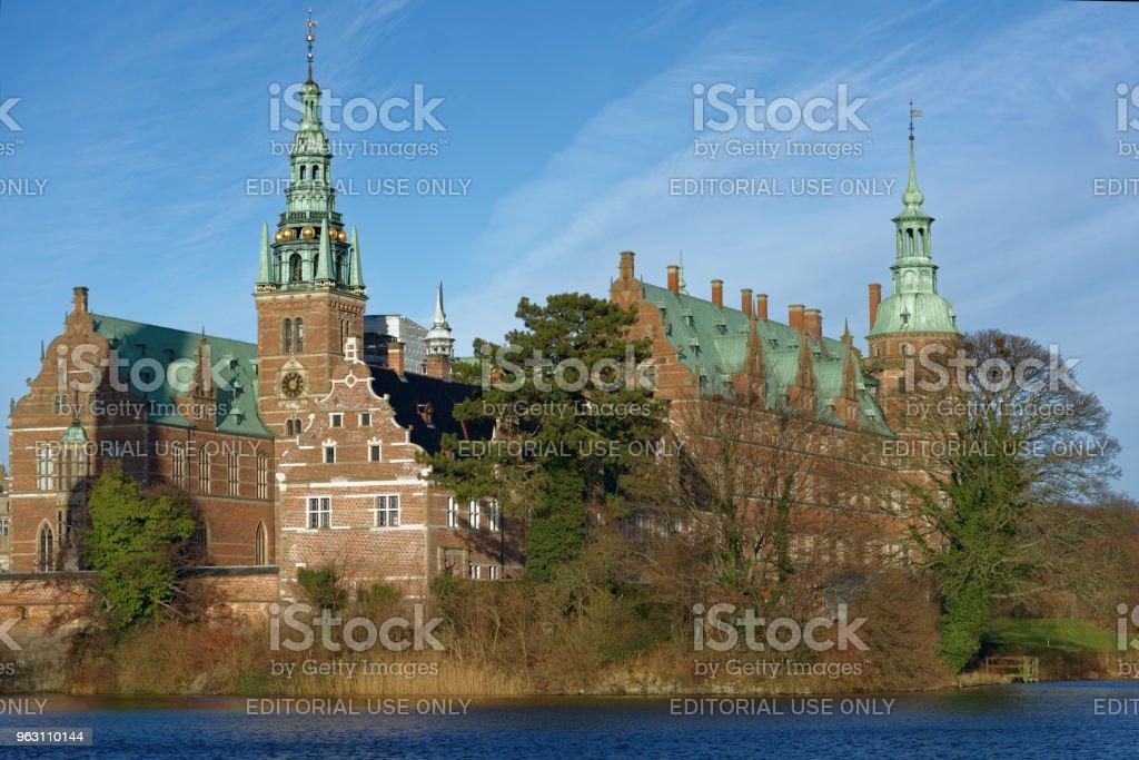 Schloss Frederiksborg Dänemark Stockfoto Und Mehr Bilder Von