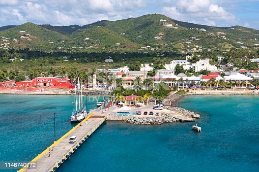 Frederiksted, St. Croix, US Virgin Island
