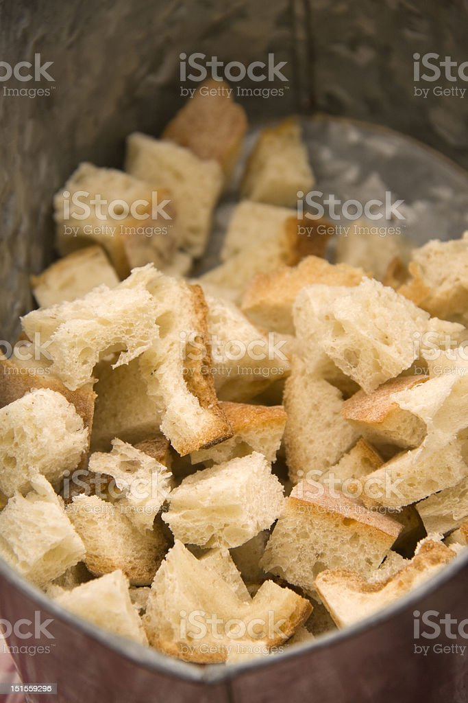 Free Bread Samples royalty-free stock photo